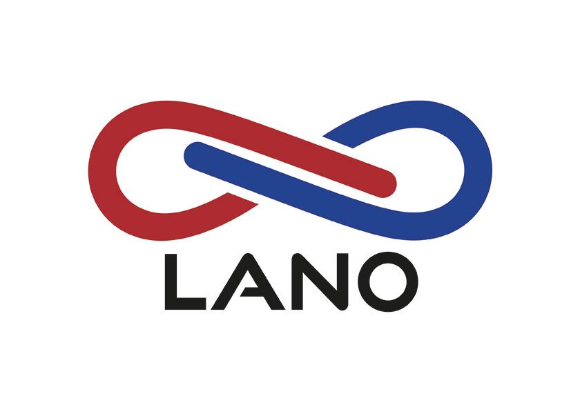 Logo LANO základní – CMYK